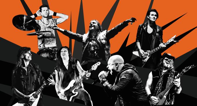 Em tempos de nostalgia, Helloween se reúne com Kiske