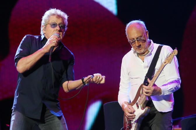 Uma viagem histórica com o The Who em São Paulo
